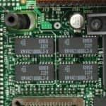 Část paměti RAM - Compaq Contura 3-25