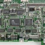 Detail na různě čipy - Librex 386SX