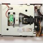 Disketová mechanika 3 palce z vrchu - Amstrad PWC8512