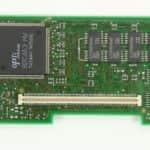 Druhá část paměti RAM + chipset - Olivetti Echos 44 Color