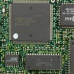 Grafický čip z - Compaq Contura 3-25C