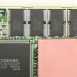 Integrovaná paměť RAM 8MB - Toshiba T4900CT