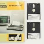 Manuál s disketama - Amstrad PWC8512