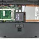 Odmontovaná klávesnice - Acrobat LP486-ADA