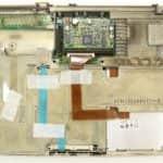 Odstraněna základní deska - Toshiba T4900CT