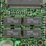 Paměť RAM část 2 - Compaq Contura 3-25C