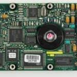 Pevný disk zespodu - Librex 386SX