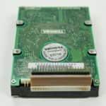 Pevný disk zespodu a redukce je nasazená - Acrobat LP486-ADA