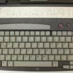 Rozložení klávesnice - Compaq Contura 3-25C