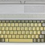 Rozložení klávesnice - Librex 386SX