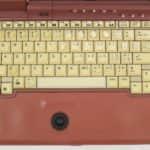 Rozložení klávesnice - Olivetti Echos 44 Color