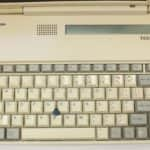 Rozložení klávesnice - Toshiba T4900CT