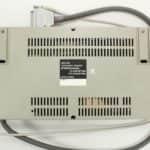 Tiskárna zespodu - Amstrad PWC8512