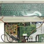 Vyklopená klávesnice - Jamicon INS-1070 SPACESTATION