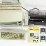 Vypnutá sestava z vrchu - Amstrad PWC8512