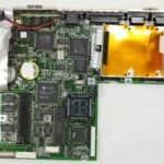 Základní deska z vrchu z - Librex 386SX