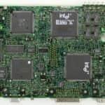 Základní deska zespodu z - Compaq Contura 3-25C