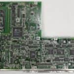 Základní deska zespodu z - Librex 386SX