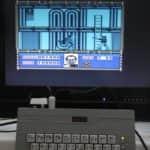 Hra Batman pro 128KB - Didaktik Gama 1989