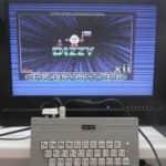 Hra Dizzy pro 128KB- Didaktik Gama 1989