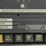 Ovládání kazetové mechaniky - Schneider CPC 464