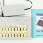 Počítač + manuál a zdroj - Didaktik Gama 1988