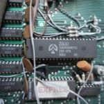 Procesor - Didaktik Gama 1989