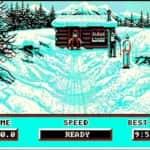 Schneider EURO PC II - Test CGA hry - 50