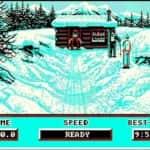 Schneider EURO PC II - Test CGA hry - 53