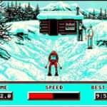 Schneider EURO PC II - Test CGA hry - 54