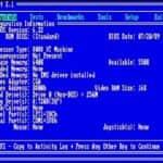 Schneider EURO PC II - Test CGA hry - 55