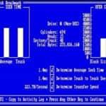 Schneider EURO PC II - Test CGA hry - 57