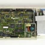 Základní deska s disketovou mechanikou - Schneider EURO PC II