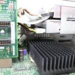 Compaq Deskpro 2000 (5100) - Velký pasivní chladič CPU