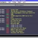 Compaq Deskpro 2000 (5100) - Test MS-DOS