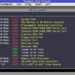 Tesco - Pentium 60 - Test MS-DOS