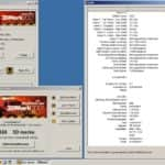 Creative model CT6870 - TNT2 Ultra - 3D Mark 2001 - Pentium 4