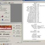 Elza ErazorX A32 - 3D Mark 2000 - Celeron