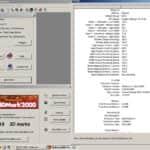 Gainward GeForce2 TI - 3D Mark 2000 - Pentium 4