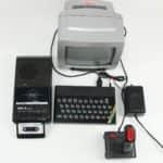 Herní sestava - ZX Spectrum 48k