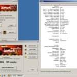 MSI GeForce4 Ti 200 - 3D Mark 2001 - Pentium 4
