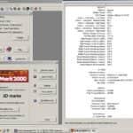 Nvidia GeForce3 200TI- 3D Mark 2000 - Celeron