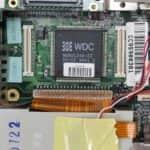 Siemens Nixdorf PCD - 4 ND - VGA čip