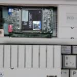 Siemens Nixdorf PCD - 4 ND - Uložení CPU detail
