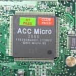 Siemens Nixdorf PCD - 4 ND - Chipset