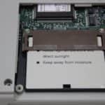 Siemens Nixdorf PCD-4ND - RAM karta zasunuta