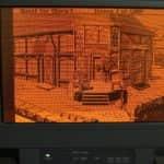 Toshiba T3200 - Testy v MS-DOS 4.0114