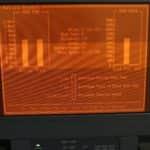 Toshiba T3200 - Testy v MS-DOS 4.01