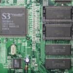 AT&T Globalyst 550 - Grafický čip a jeho paměť 2MB