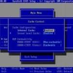 AT&T Globalyst 550 - BIOS
